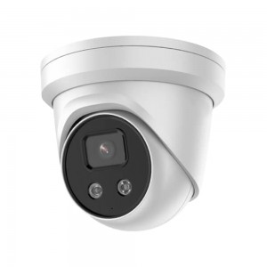 4MP AI Dark-Fighter Eyeball Network Camera with Active Deterrence