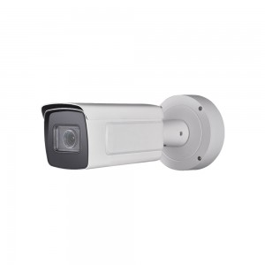ANPR Network Bullet Camera with Built-in License Plate Recognition Feature