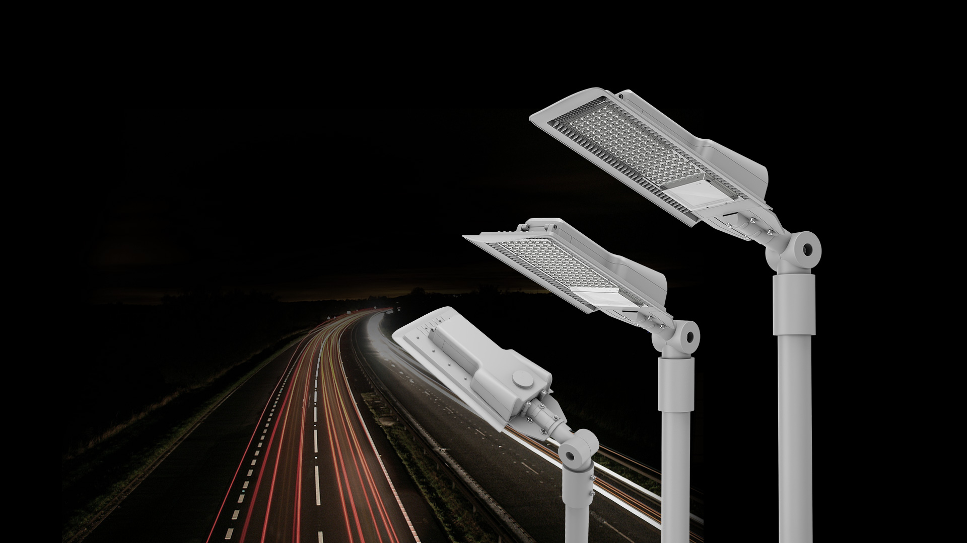 Liper led streetlight