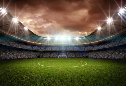 The importance of stadium lighting design