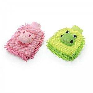 Bath Soft Funny glove LS-5805-4