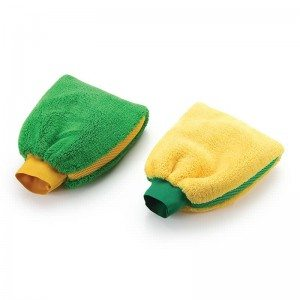 Bath Soft Glove LS-5815