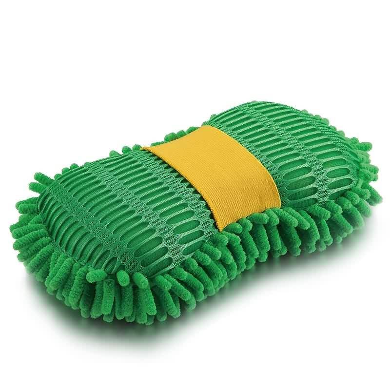 Colorful Cleaning Bath sponge LS-6808 Featured Image