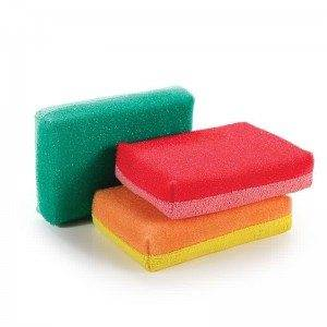 Cleaning Colorful sponge LS-6815
