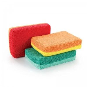 Cleaning Colorful sponge LS-6816