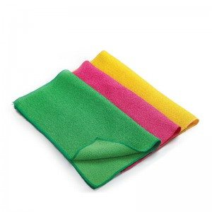 Colorful Kitchen Cleaning Dish Towel LS-7804