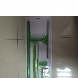 Detachable House window squeegee