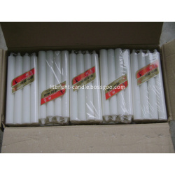 White Candles lati 10g to 100g
