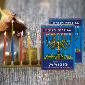 Wholesale in Israel market Chanuka candles/jewish candle