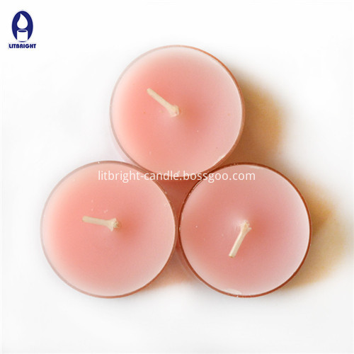 Cheapest Factory Paraffine Wax Candles -