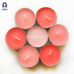 Quality Inspection for Electric Rainbow Tea Light Led Candle -