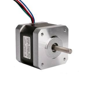 HYBRID Stepper motors, Nema17HS