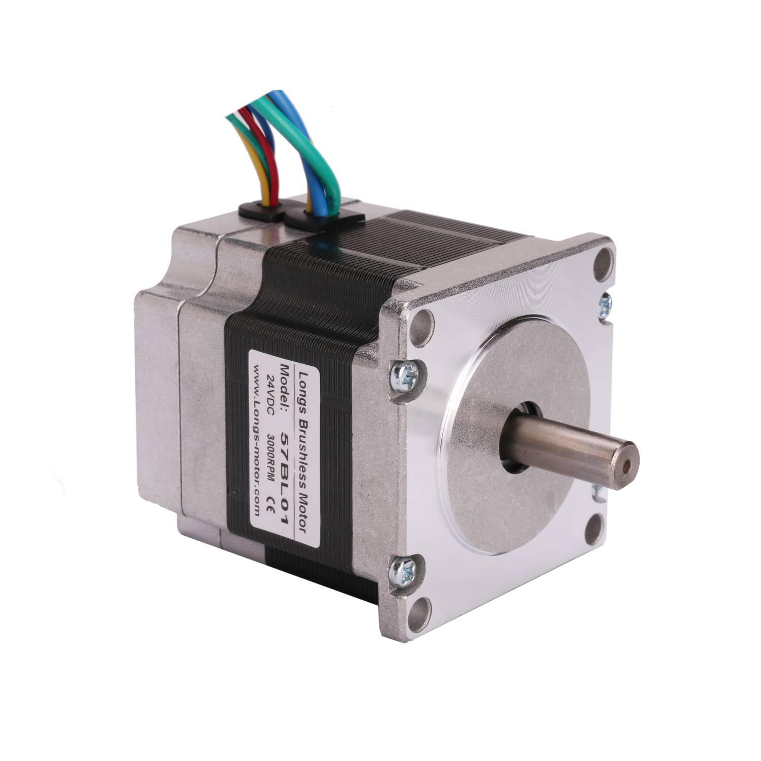 Brushless Motor-57BLF Featured Image