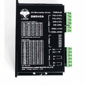 High Quality Nema 34 Closed Loop Stepping Motor -
