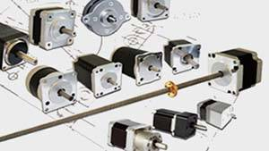 Eksperimenter på stepper motor (B)