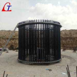 Peoperty Class Gr. 10.9 Anchor Bolts Assemblies,Solid Anchor Stud, Anchor cage, Wind tower fasteners LT  on-shore wind turbine foundation base, prestress, precompression, pre-tensioning, post-tensioning, China manufacturer supplier for sell