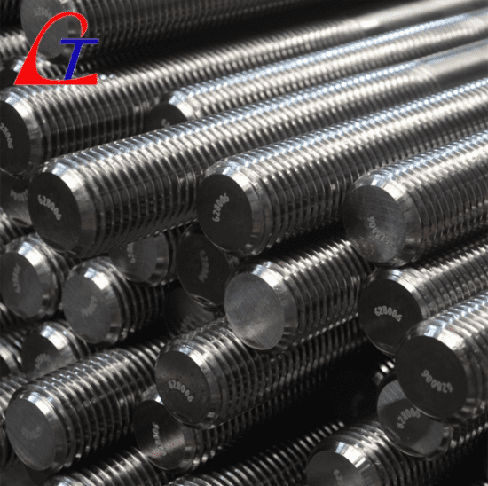 ALLOY STEEL, THREADED FULL LENGTH, ASTM A193 B7 STUDS BOLT OEM CHINA SUPPLIER