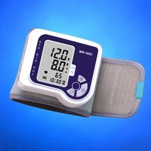 Digital Sphygmomanometer Wrist Type