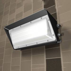 60W wall pack led light