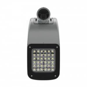 energy saving 100w integrated lamp,all in one solar led street light with LiFePO4