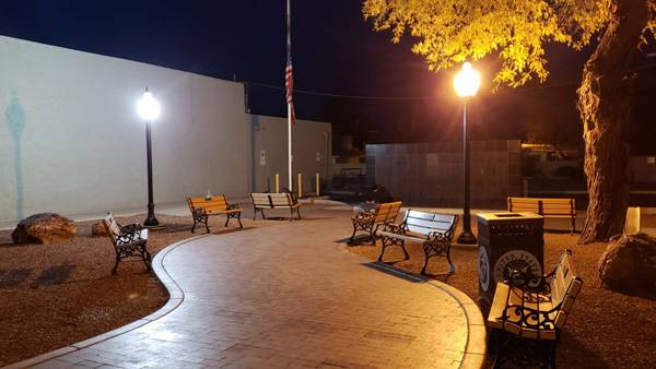 100W MIC led corn light in Phoenix Arizona