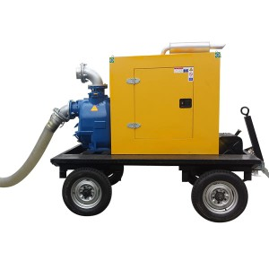 Z Self priming Pump Series