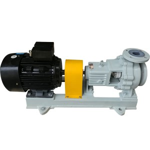 IHF Fluor Plastic Chemical Series Pump