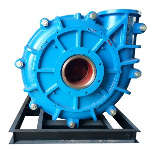 High Quality Centrifugal Sand Slurry Booster Pump -