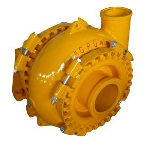 Well-designed Horizontal Water Pump -