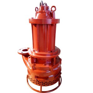 SS Submersible Slurry di-pump Series