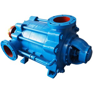 D Multistage High Mutu Pump