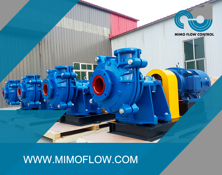 6×4 MAH Slurry Pump Exported to Our Malaysia Friend!