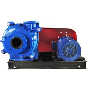 MAHR Slurry di-pump Series