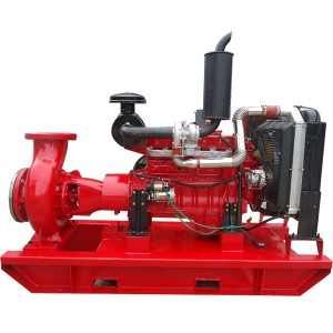 OEM Factory for Dry Sand Rubber Lined Slurry Pump -