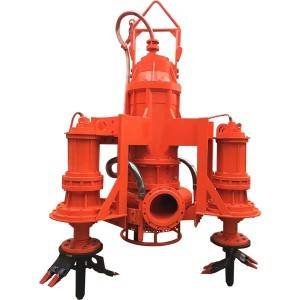 SS Submersible Slurry Pump Series