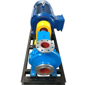 Competitive Price for Plastic Pom Impeller Pump -