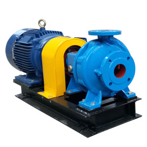 ISA DIN berdiri End Suction Pump