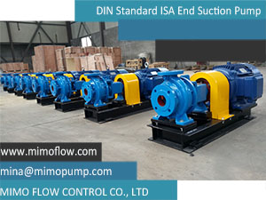 Good News!  End Suction Pumps are Finished and Exported to Australia!