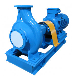 ISO Mwisho Suction Water Pump Series