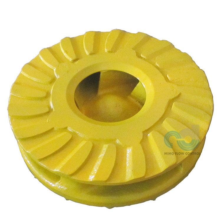 Metal Impeller for MAH Horizontal Slurry Pump