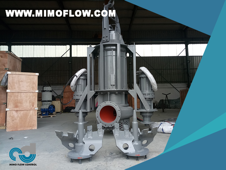 132KW Submersible Slurry Pump Exported to Our Malaysia Friend!