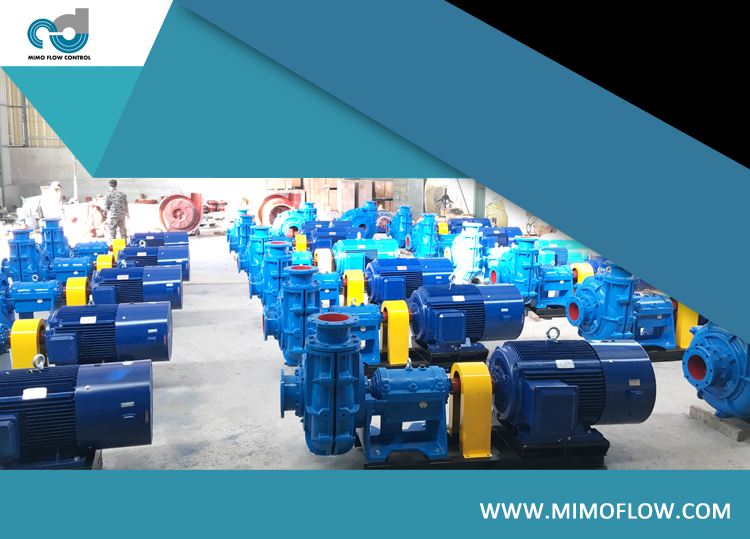 Good News! 26 sets Horizontal Slurry Pumps are Finished and Exported to România!