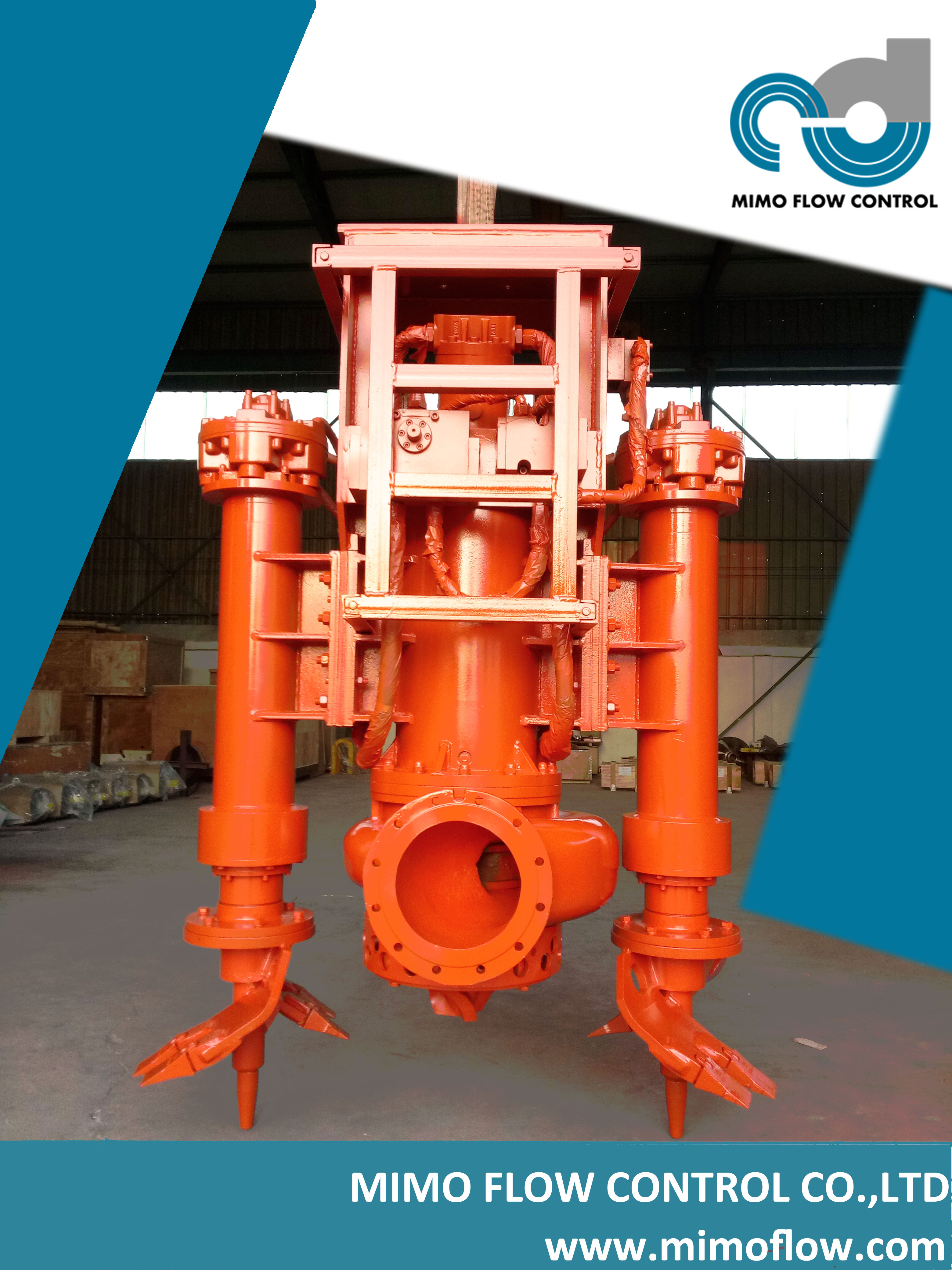 GOOD NEWS! HYDRAULIC SLURRY PUMP FINISHED AND EXPORTED TO KOREA