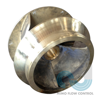 Bronze Impeller for S Double Suction Split Case Pump