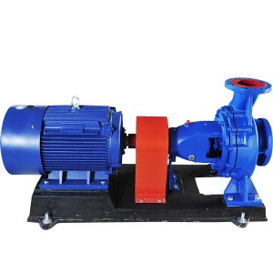 ແມ່ນ Horiontal End Suction Pump