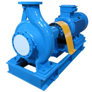 Manufactur standard Mining Sand Pump -