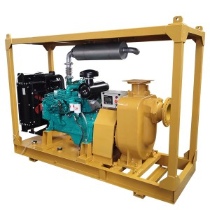 Z Self Priming Pump სერია