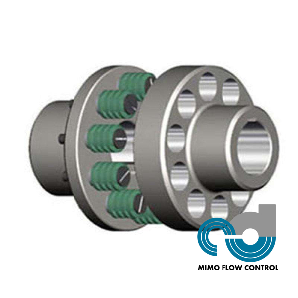 Elastic Pin Coupling for pump connection