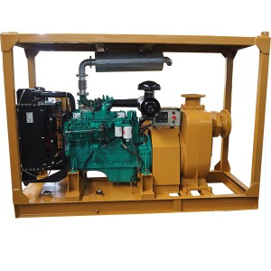 Z Series Self Priming Pump