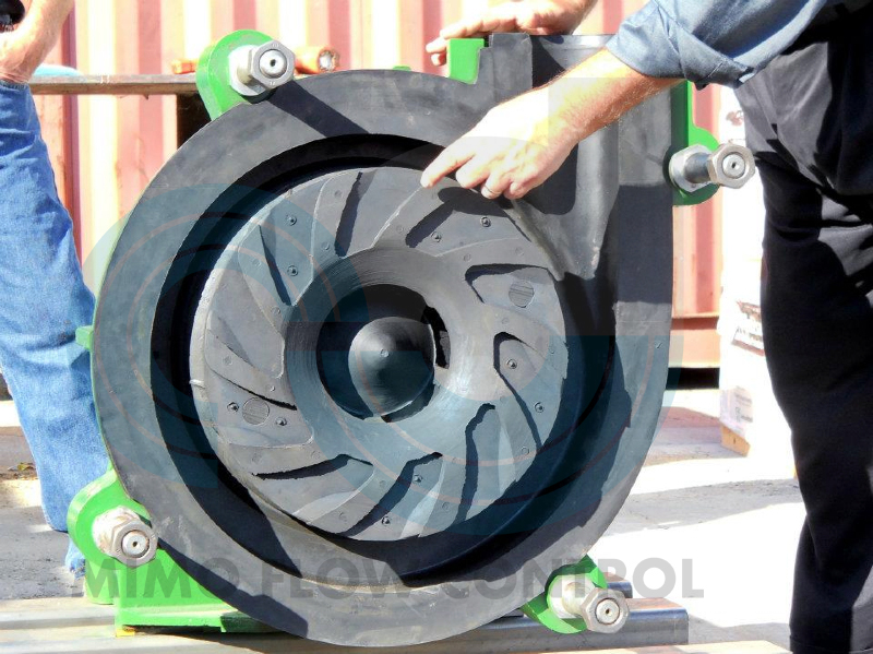 Impeller Tyeps of Centrifugal Pump